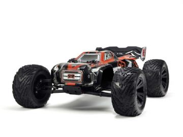 Kraton AR106029 6S BXL 4WD Monster 1:8 RTR Blk/Red